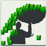 Pluie verte - KINECT COMPUART PROCESSING