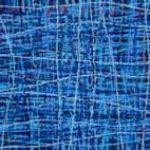 Azul fondo bleu,blanc, rouge 30x30 2015