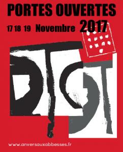 Portes Ouvertes Anvers aux Abbesses - 17, 18 et 19 novembre 2017
