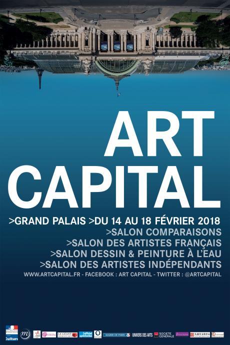 Frérédic ARDIET - ART CAPITAL salon du Dessin & Peinture à l'eau @ Grand Palais   Paris   Île-de-France   France