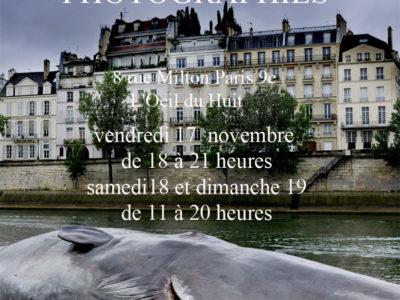 Portes Ouvertes 2017 – Atelier de l'Oeil du Huit – 17 au 19 nov 2017