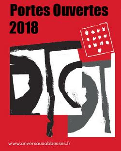 Portes Ouvertes 2018 - 16, 17 et 18 novembre