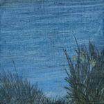 Paysage - oeuvre sur toile - 20x20cm