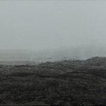 Paysage - oeuvre sur papier - 31x17cm
