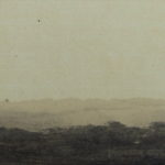 Paysage - oeuvre sur papier - 24x18cm