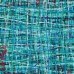 Verde fondo bleu,blanc, rouge 30x30 2015